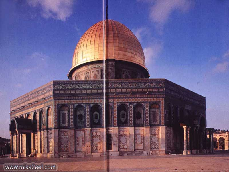 al aqsa mosque essay In 690, however, the caliph 'abd al-malik of the umayyad dynasty rebuilt the al-aqsa mosque, much larger and more stable than the mosque that 'umar had built the basic plan of the current mosque dates from this reconstruction.
